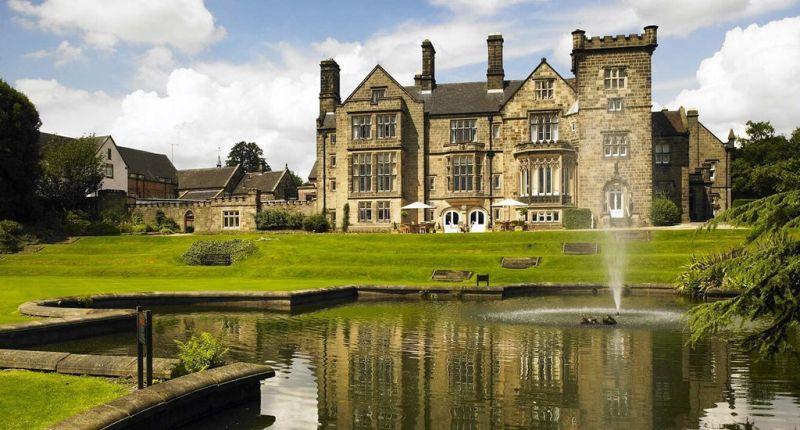 DSALL PRIORY, A MARRIOTT HOTEL & COUNTRY CLUB